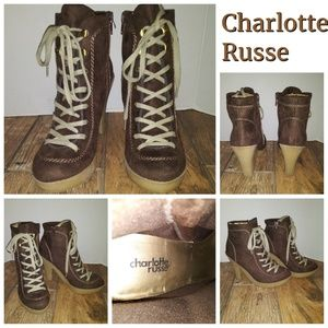 "Charlotte Russe ""Anya"" Boot"